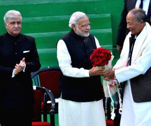 PM Modi visits Manipur