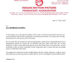 IMPPA urges Maha govt to form committee for subsidy to Marathi films