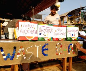 To Clean Goa Beaches, This 'waste-bar' Exchanges Cigarette Butts, Used Straws For Beer