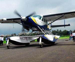Mumbai gets first mainland seaplane service