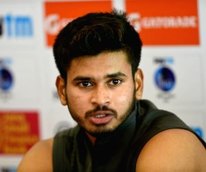 Shreyas Iyer's press conference