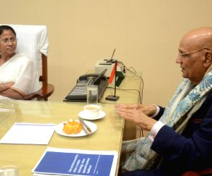 Lord Swraj Paul calls on WB CM