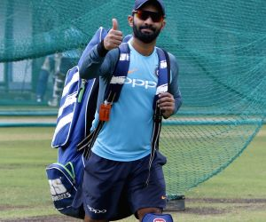 2018 Nidahas Twenty20 Tri-Series - India practice session