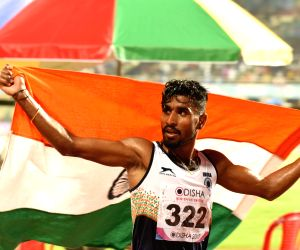 Asian Athletics Championship - G Lakshmanan