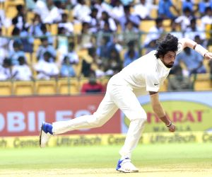India Vs Afghanistan - One-Off Test - Day 2
