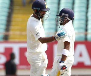 India Vs West Indies - 1st Test match