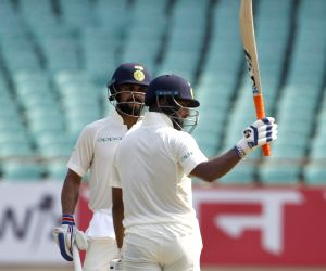 India Vs West Indies - First Test match - Day 2