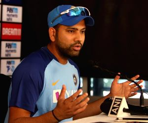 Rohit Sharma's press conference