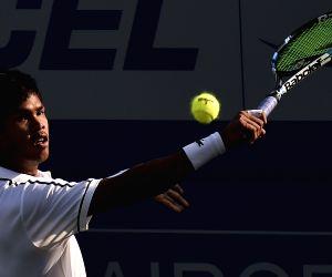 ATP Chennai Open 2016 - Qualifier - Somdev Devvarman vs Sundar Prashanth