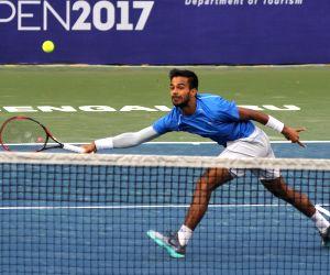 Bengaluru Open 2017 ATP Challenger - Yuki Bhambri Vs Sumit Nagal