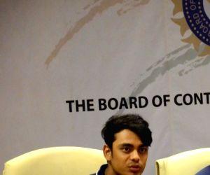 Rahul Dravid's press conference