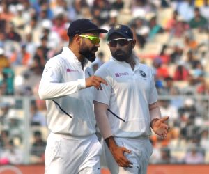 I focus on seam & swing, pace comes from strength: Shami