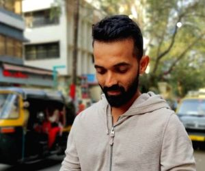 """India Test vice-captain Ajinkya Rahane brought out his foodie side on Friday as he asked his fans on social media about their preference when it comes to eating """"vada pav""""."""