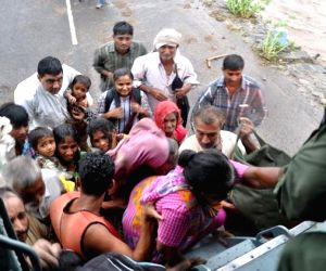 IAF rescue operation