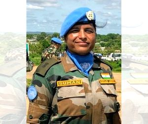 Indian Army Major gets UN award for anti-sexual violence campaign