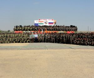 Indian Army to participate in 17-nation war game in Russia