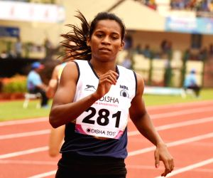 Asian Athletics Championship - Muhammed Anas, Jauna Murmu
