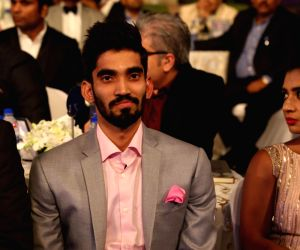 CNN-News18 Indian of the Year - Indian of the Year for Sports 2017 - Kidambi Srikanth