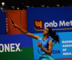 India Open Badminton - PV Sindhu