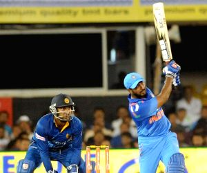 Second ODI - India vs Sri Lanka