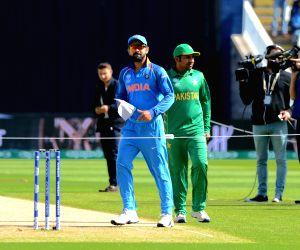 ICC Champions Trophy - Group B - India Vs Pakistan