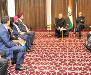 Indian CEOs call on PM Modi
