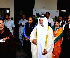 The Festival of Education - Vasundhara Raje, Sheikh Nahyan bin Mubarak Al Nahyan, Subrata Roy, Shankar Mahadevan