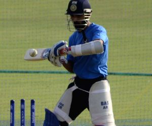 WT20 - India - practice session