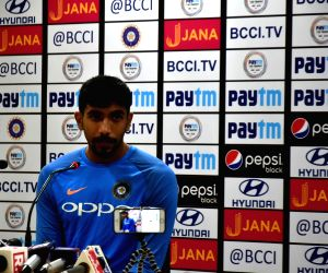 Jasprit Bumrah's press conference