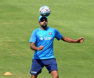India vs Bangladesh - Practice session - Ravichandran Ashwin