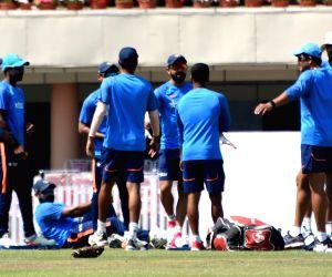 India - practice session