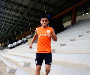 Sunil Chhetri's press conference