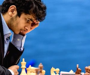 Vidit continues to lead at Prague chess meet