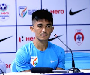 Chhetri named 2017 AIFF Player of the Year