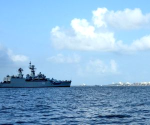 INS Ganga completes final operational deployment