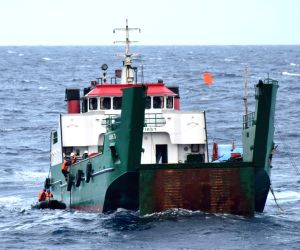Indian Navy finds missing Maldivian boat