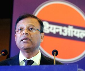 Indian Oil press conference