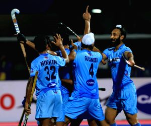 Hero Men's Champions Trophy 2014 - India vs Netherlands