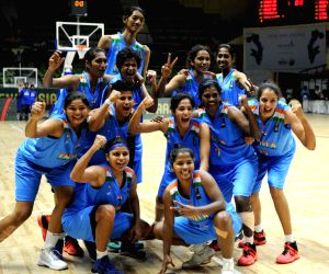 FIBA Women's Asia Cup 2017 - India Vs Lebanon