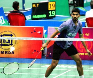 Senior National Badminton Championship 2017