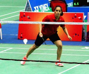 Senior National Badminton Championship 2017 - Saina Nehwal Vs Aakarshi Kashyap