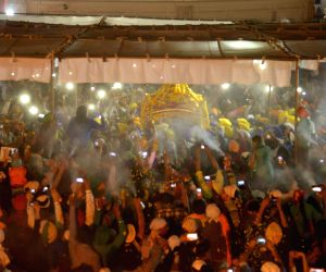 Thousands converge for 'Hola Mohalla' celebrations