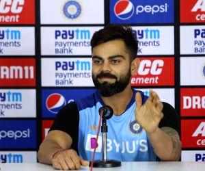 Virat Kohli's press conference