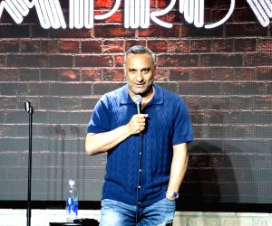 Comedy isn't a race, there's no finish line: Russell Peters