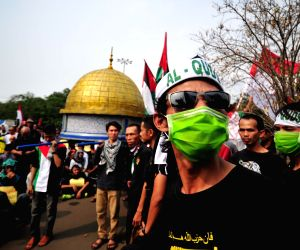 INDONESIA JAKARTA AL QUDS DAY DEMONSTRATION
