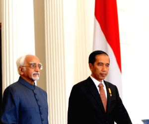 INDONESIA JAKARTA INDIA VP VISIT