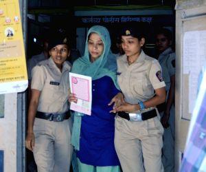 Sheena Bora murder accuseds produced at a Mumbai Court