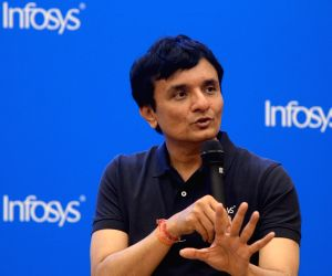 Infosys CFO Ranganath resigns