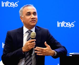 Infosys net up 3.7 per cent in first quarter