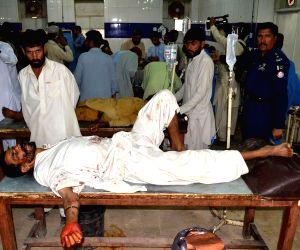 PAKISTAN QUETTA ROAD ACCIDENT